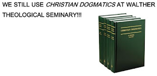 Franz Pieper's 3-volume series Christian Dogmatics, with Index vol. 4