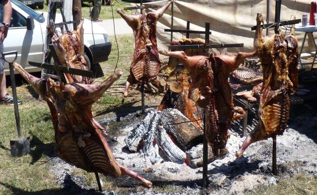 Fiesta del Cordero en Riachuelo