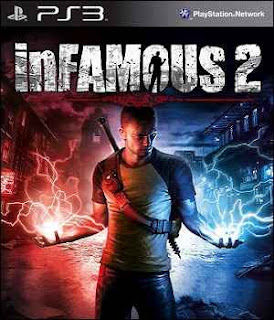INFAMOUS 2 PS3 free download full version