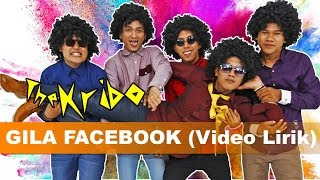 Download Lagu The Kribo Band Gila Facebook Mp3 Terbaru 2016