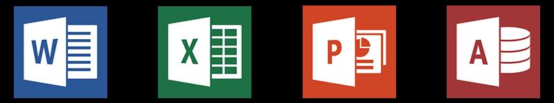 iConocimientos, tutoriales de informática, ofimática, computador y  tecnología: Manuales Microsoft Office: Word, Excel, Access y Power Point
