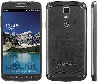 Samsung I9295 Galaxy S4 Active / SGH-i537