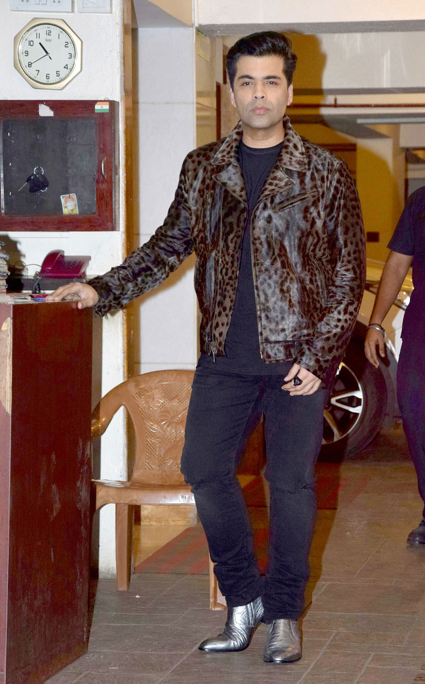 Bollywood Celebrities at Kareena Kapoor's Birthday Bash Stills