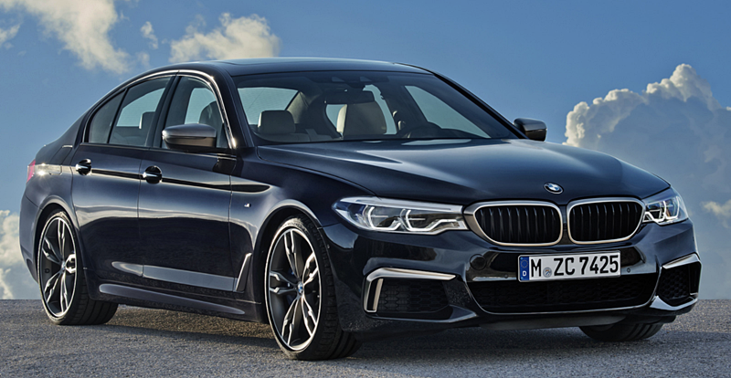 2018 BMW 5 Series New Models price, Release Date
