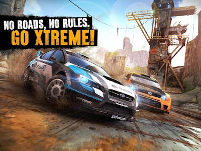 Asphalt Xtreme: Rally Racing v1.4.2b Mod Apk