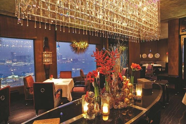 NEW YEAR'S EVE AND DAY AT MANDARIN ORIENTAL, HONG KONG ...