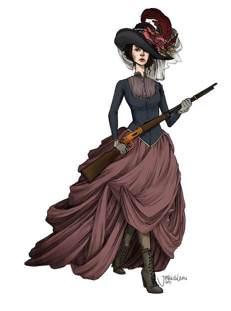 https://jackiethepirate.deviantart.com/art/Western-Lady-Eboshi-299792561