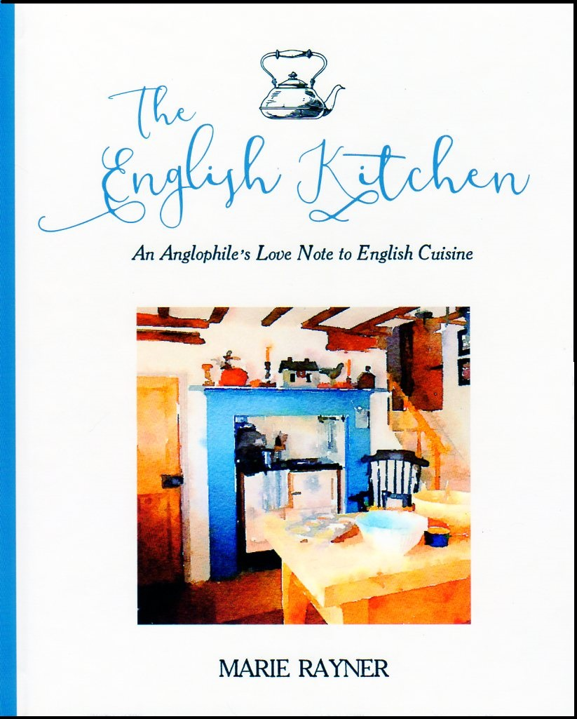 The English Kitchen Cookbook