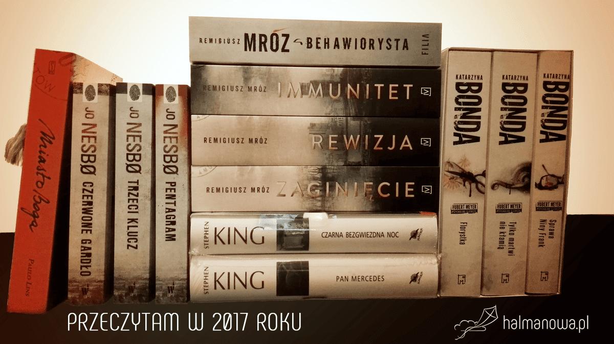 books, ksiazki, 2017, lektury