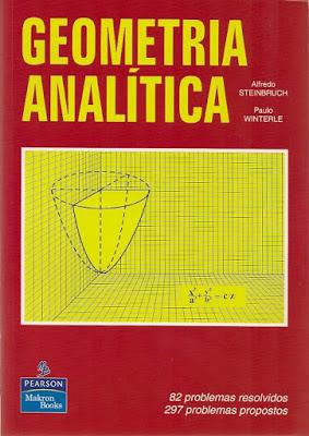 geometria analitica alfredo steinbruch pdf