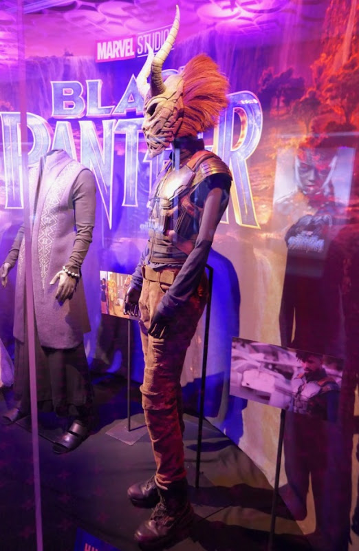 Black Panther Killmonger film costume