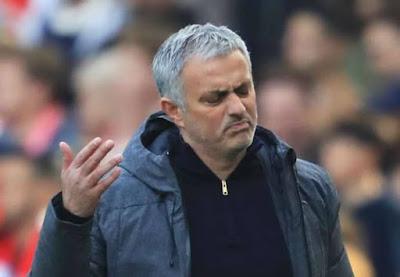 Jose Mourinho, lawson james blog entertainment news