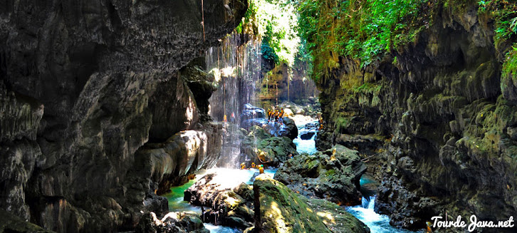 Open Trip Green Canyon - Pangandaran