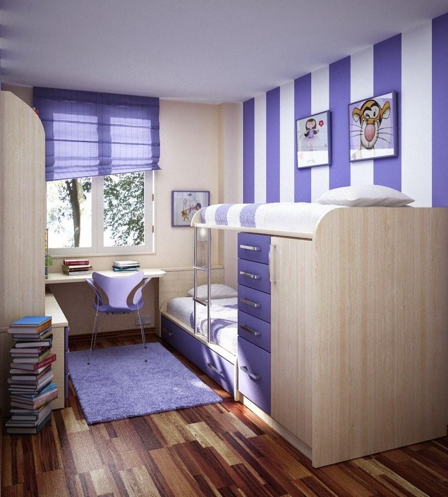 Emuthecon 10 Desain Kreatif Untuk Mempercantik Ruangan Kecil Rumah Anda