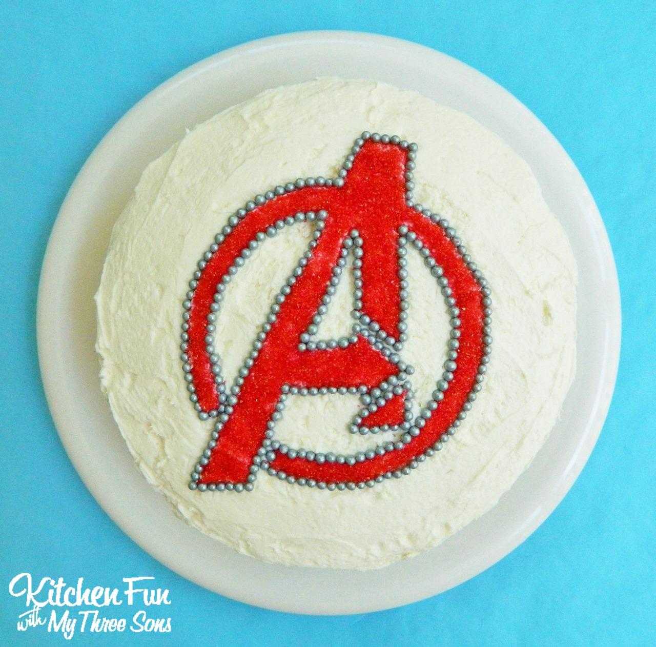 Fantastic The Avengers Party Fun Food Ideas Funny Birthday Cards Online Drosicarndamsfinfo