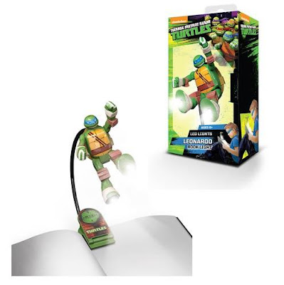 Ninja Turtles Book Light