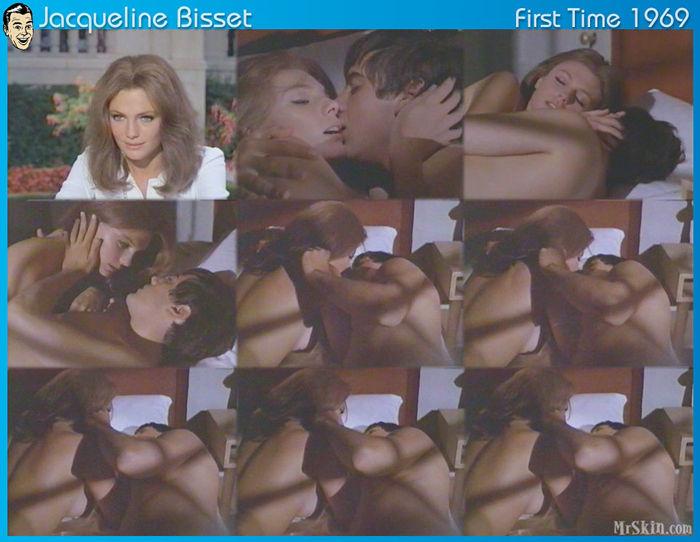 Jacqueline Bisset Ayer Hoy Y Mañana Al Desnudo