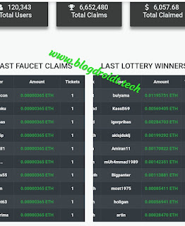Faucet Ethereum instan withdraw faucethub
