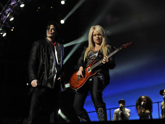 The one and only Guitar Goddess ♥ ORIANTHI PANAGARIS - Part 1