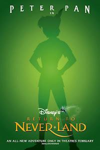 Peter Pan II: Return to Neverland Poster