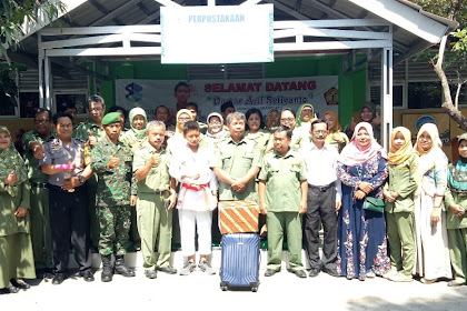 Profil Perpustakaan Desa Gadingharjo, Desa Gadingharjo, Bantul Yogyakarta