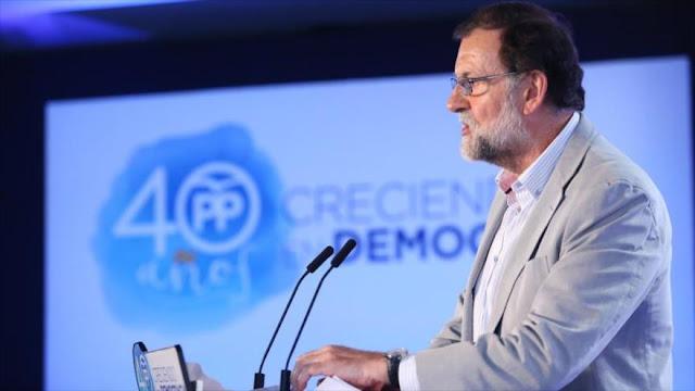 Rajoy a catalanes: Nadie va a liquidar la democracia española