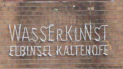 Hamburg Wasserkunst, Elbinsel Kaltehofe