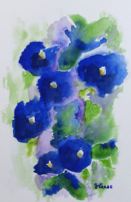 Watercolor - Loose Floral