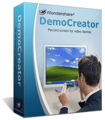 Wondershare DemoCreator Crack,Serial Key Free Downlaod