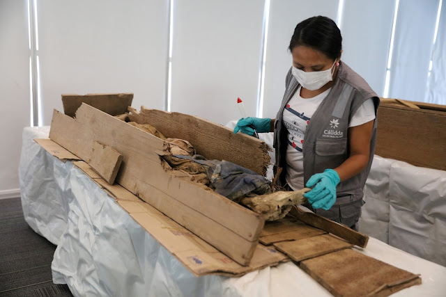 Mummies of early Chinese immigrants unearthed in Peru