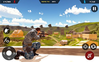 Sniper Ghost Commando Warrior v1.1.2 Apk