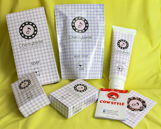 Cherrybelle Cosmetics by COWSTYLE