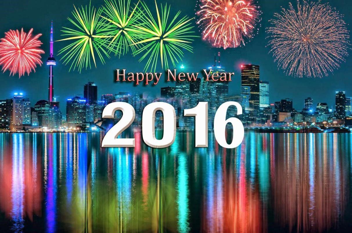 gambar dan ucapan tahun baru