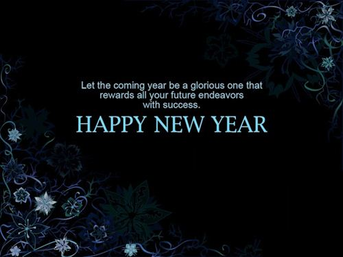 best new year wishes quote image