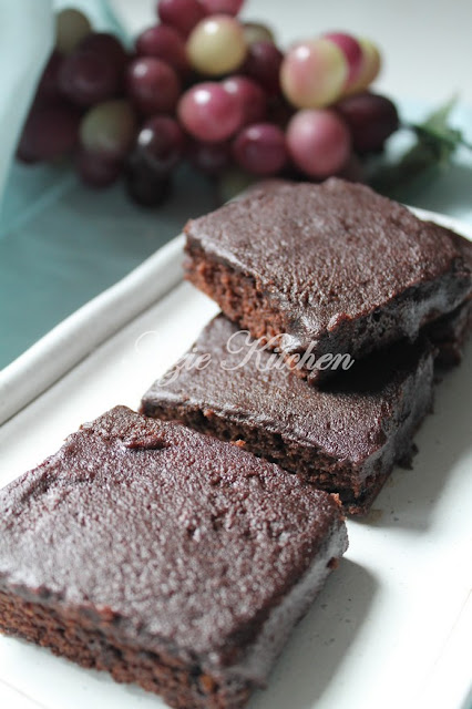 Easy Cakey Chocolate Brownies
