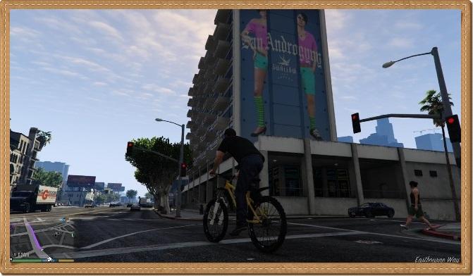 GTA 5 PC Games Gameplay