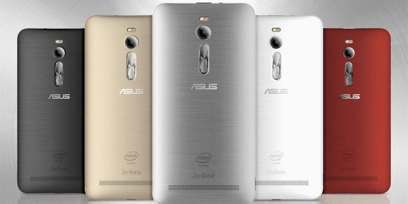 ASUS Zenfone 2 ZE550ML, Smartphone dengan Prosesor Setara Notebook