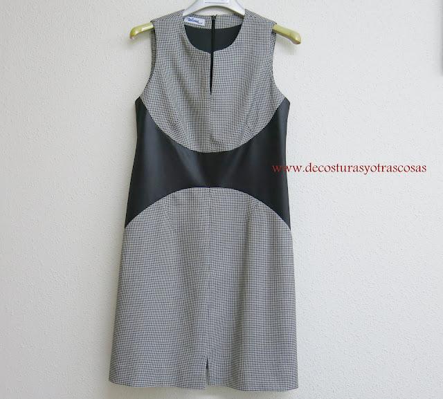 tutorial de costura vestido retro