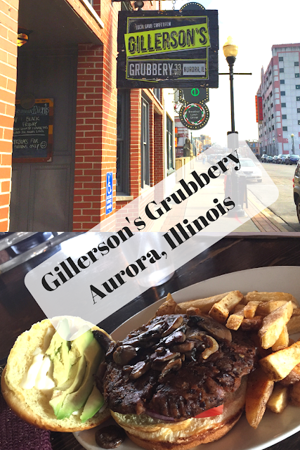 Gillerson's Grubbery in Aurora, Illinois Serves Up Great Food with Local Flare