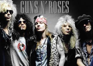 Guns N Roses Samsung Theme Android Oreo & Nougat