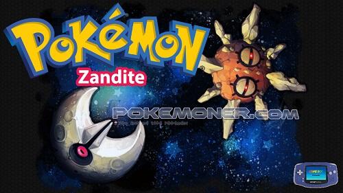 Pokemon Zandite  Pokemonercom