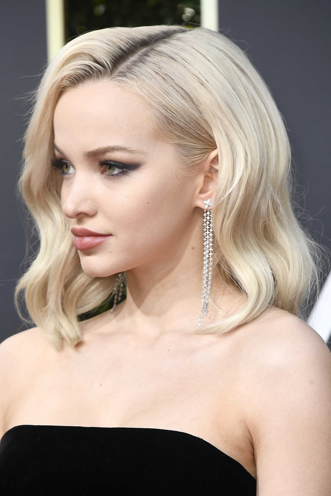 Dove Cameron On the 75th Annual Golden Globe Awards