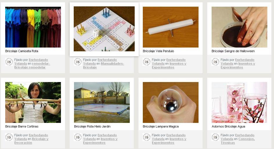 vídeos, manualidades, diys, tutoriales, bricolaje, métodos