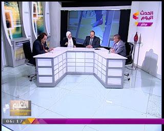 الحسينى محمد , التعليم , المعلمين, الخوجة ,التعليم مع سيد جاد وهند ابراهيم