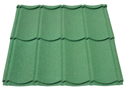 SAKURA ROOF JADE GREEN SiMANTAP