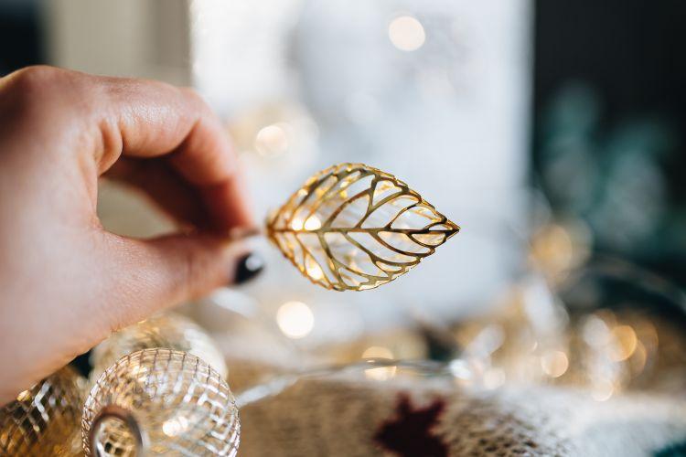 Jak nie wydać dużo pieniędzy na dekoracje świąteczne?