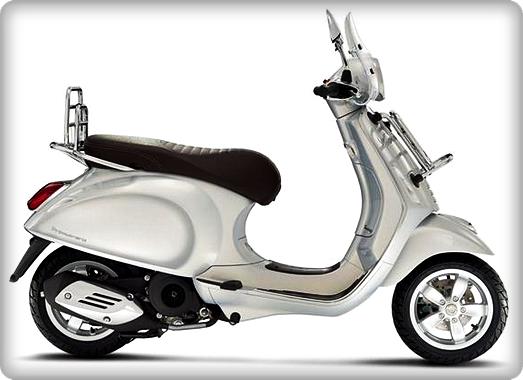 Harga Vespa Primavera 150 Touring Edition 2015