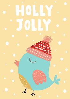 かわいいクリスマスカード