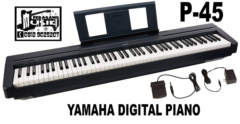 jual baru yamaha digital piano segel garansi 1 tahun. Black Bedroom Furniture Sets. Home Design Ideas