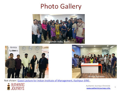 Professionals who attended our programs